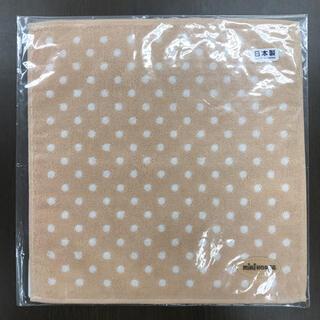 ミキハウス(mikihouse)の『新品』ミキハウス 日本製ミニタオル25x25cm(その他)