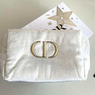 クリスチャンディオール(Christian Dior)のクリスチャンディオール  DIOR コフレポーチ 新品(ポーチ)