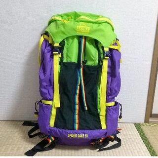 チャムス(CHUMS)のチャムス スプリングデール50(登山用品)