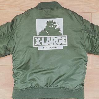 エクストララージ(XLARGE)のXLARGE KIDS ジャケット サイズ120(ジャケット/上着)
