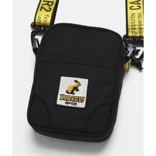 """エクストララージ(XLARGE)のXLARGE #FR2 """"Logo Shoulder Bag(ショルダーバッグ)"""