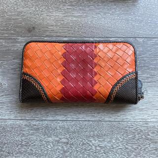 ボッテガヴェネタ(Bottega Veneta)のボッテガ ヴェネタ 長財布(財布)