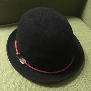 チャムス(CHUMS)のチャムス ハット 帽子 スライダーボーラー ウール100% フリーサイズ(ハット)