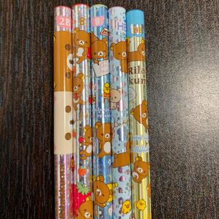 サンエックス(サンエックス)の鉛筆 リラックマ 5本(鉛筆)