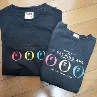 A BATHING APE - A BATHING APE Tシャツ