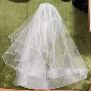 ウェディングベール(ウェディングドレス)
