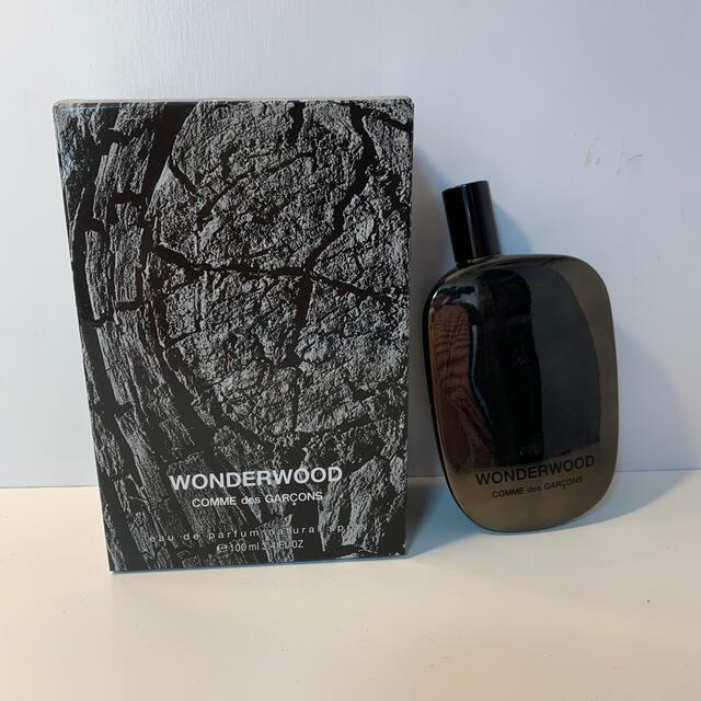COMME des GARCONS(コムデギャルソン)のコムデギャルソン ワンダーウッド 100ml コスメ/美容の香水(ユニセックス)の商品写真