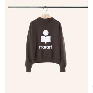 イザベルマラン(Isabel Marant)のイザベルマラン MOBY スウェットシャツ 38 トレーナー 美品(トレーナー/スウェット)