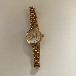 カナルヨンドシー(canal4℃)のcanal 4℃ ピンクゴールド 腕時計(腕時計)