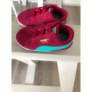 プーマ(PUMA)のpuma キッズ靴 12センチ(スニーカー)