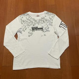 ウィルソン(wilson)のWilson ロングTシャツ 160cm (Tシャツ/カットソー)