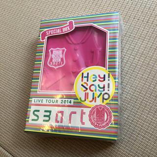 ヘイセイジャンプ(Hey! Say! JUMP)のHey!Say!JUMP LIVETOUR 2014smart 初回限定盤DVD(ミュージック)