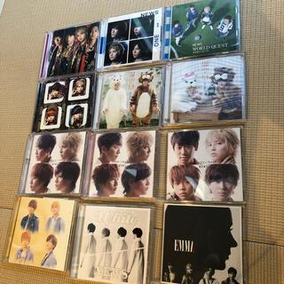 ニュース(NEWS)のNEWS(ニュース) テゴマス CD DVD まとめ売り優先(12枚)バラ売り可(ミュージック)
