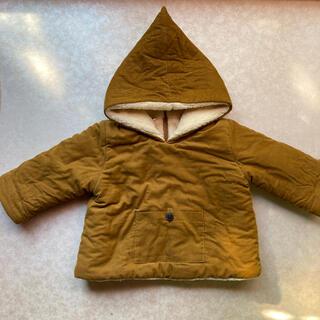 キャラメルベビー&チャイルド(Caramel baby&child )のボントン bonton 小人コート 2Y キャメル(ジャケット/コート)