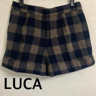 ルカ(LUCA)の★LUCA(ルカ)★ハーフパンツキュロット(ショートパンツ)