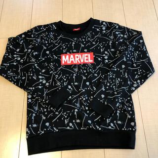 マーベル(MARVEL)のMARVELトレーナー(新品160㎝)(Tシャツ/カットソー)