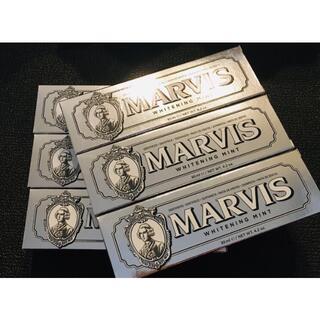 MARVIS ホワイトニングミント 85ml 6本セット