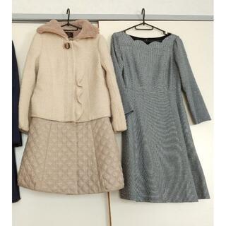 トッカ(TOCCA)のトッカのコート、ワンピース、セーター、スカート(ロングコート)