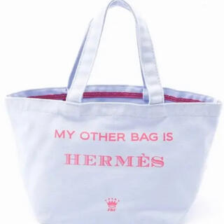 my other bag - マイアザーバッグ my other bag is エコバッグ HERMES