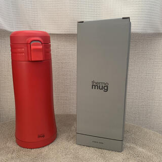 サーモマグ(thermo mug)のthermo mug ステンレスボトル ワンタッチ(タンブラー)