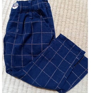 サマンサモスモス(SM2)のチェック柄ズボン(パンツ/スパッツ)