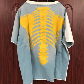 キャピタル(KAPITAL)のKAPITAL BONE 骨 Tシャツ 未使用(Tシャツ/カットソー(半袖/袖なし))