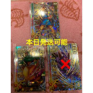 スクウェアエニックス(SQUARE ENIX)のダイの大冒険 クロスブレイド 伝説の勇者 3枚セット(カード)