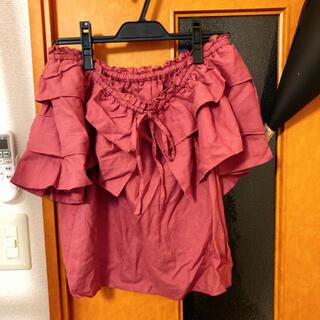 ダブルクローゼット(w closet)のwclosetオフショル(シャツ/ブラウス(半袖/袖なし))