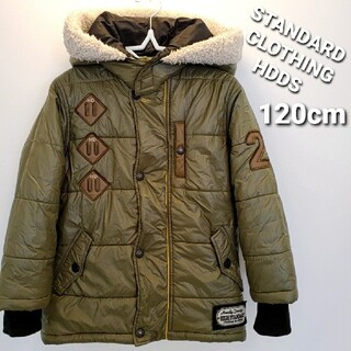ダブルスタンダードクロージング(DOUBLE STANDARD CLOTHING)のダウンジャケット コート 120cm(コート)