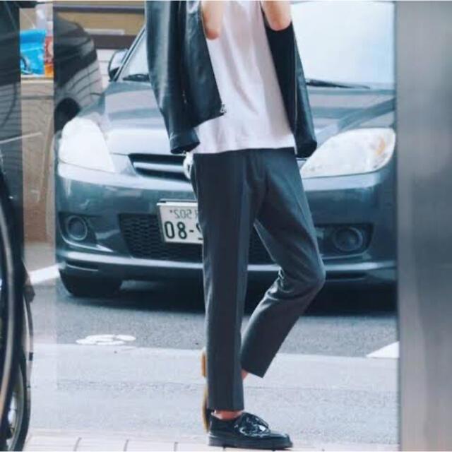 UNITED TOKYO ハイカウントスリムスラックス メンズのパンツ(スラックス)の商品写真