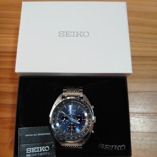 セイコー(SEIKO)のSEIKO SSC667 セイコークロノグラフ 箱 説明書 バンド3種付(腕時計(アナログ))