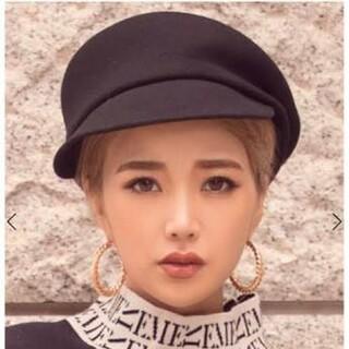 エイミーイストワール(eimy istoire)のeimy istoire★ウールキャスケット(キャスケット)