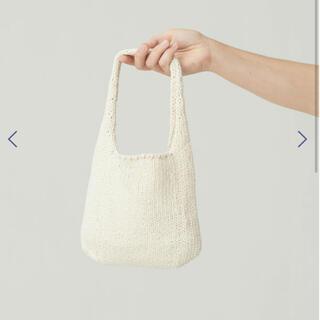 エディットフォールル(EDIT.FOR LULU)のpaloma wool  ニットバッグ (ハンドバッグ)