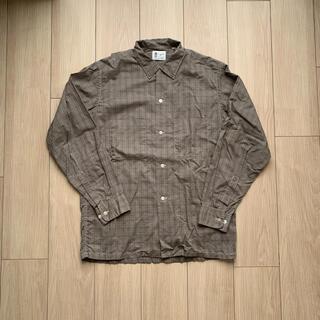 ウエアハウス(WAREHOUSE)の【60s towncraft vintage shirt】(シャツ)