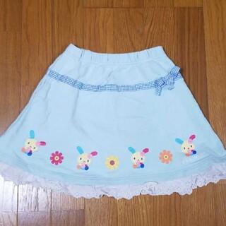 サンリオ(サンリオ)のサンリオ ウサハナ スカート 130(スカート)