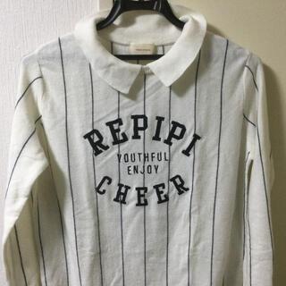 レピピアルマリオ(repipi armario)のレピピ セーター Mサイズ(ニット/セーター)