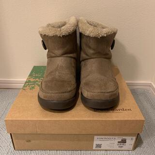 ホーキンス(HAWKINS)のムートンブーツ ホーキンス 24cm(ブーツ)