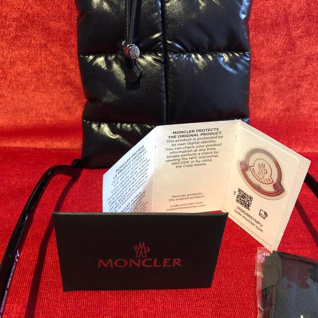 MONCLER(モンクレール)のモンクレール 眼鏡 新品未使用 メンズのファッション小物(サングラス/メガネ)の商品写真