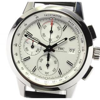 インターナショナルウォッチカンパニー(IWC)の☆良品 IWC インヂュニア クロノグラフ W125 メンズ 【中古】(腕時計(アナログ))
