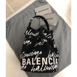 バレンシアガバッグ(BALENCIAGA BAG)の未使用 BALENCIAGA ショルダーバッグ drawstring(ショルダーバッグ)