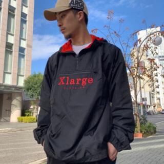 XLARGE アノラックジャケット