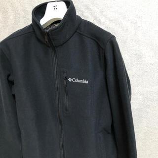 Columbia - ☆Columbia☆コロンビア フリースジャケット黒ブラック 美品