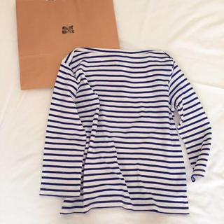 シェル(Cher)のcher shore ボーダーロンT(Tシャツ(長袖/七分))