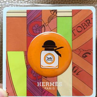 エルメス(Hermes)のエルメス 限定 ノベルティ ステッカー(サンプル/トライアルキット)