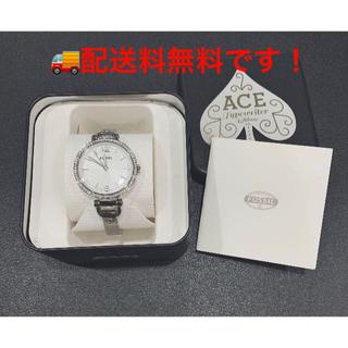 フォッシル(FOSSIL)の*新品 フォッシル FOSSIL 腕時計 ジョージア シルバー クォーツ(腕時計(アナログ))