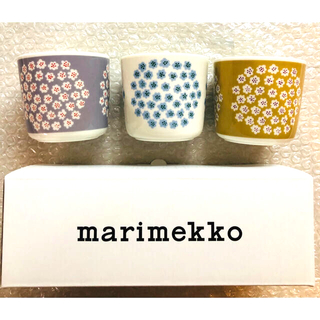 marimekko - マリメッコ   プケッティラテマグ