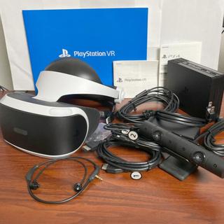 プレイステーションヴィーアール(PlayStation VR)のPlayStation VR PlayStation Camera同梱版(その他)