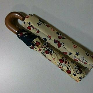 フェリシモ(FELISSIMO)のCHEEKY LIBERI  チーキーリーベリー  折り畳み傘    フェリシモ(傘)