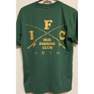 アイリーライフ(IRIE LIFE)のアイリーフィッシングクラブ Tシャツ グリーン(Tシャツ/カットソー(半袖/袖なし))