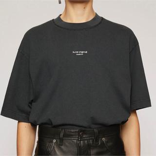 アクネ(ACNE)のacne studios リバースロゴ Tシャツ(Tシャツ/カットソー(半袖/袖なし))